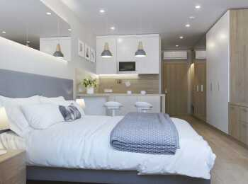 Пример отделки апартамента